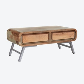 ASPEN 2 Drawer Coffee Table