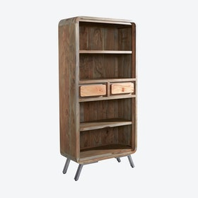 Large ASPEN Bookcase
