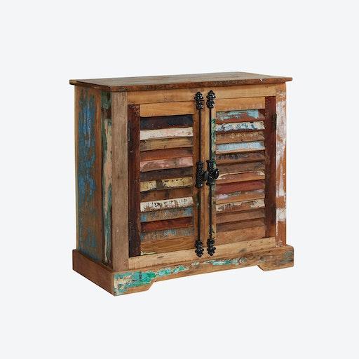 Reclaimed Wood 2 Door Sideboard