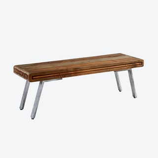 Large ASPEN Dining Bench