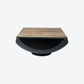 Iron Wooden Tagari Coffee Table