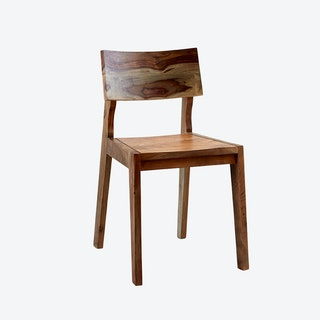 Wooden Dining Chair (Set of 2)