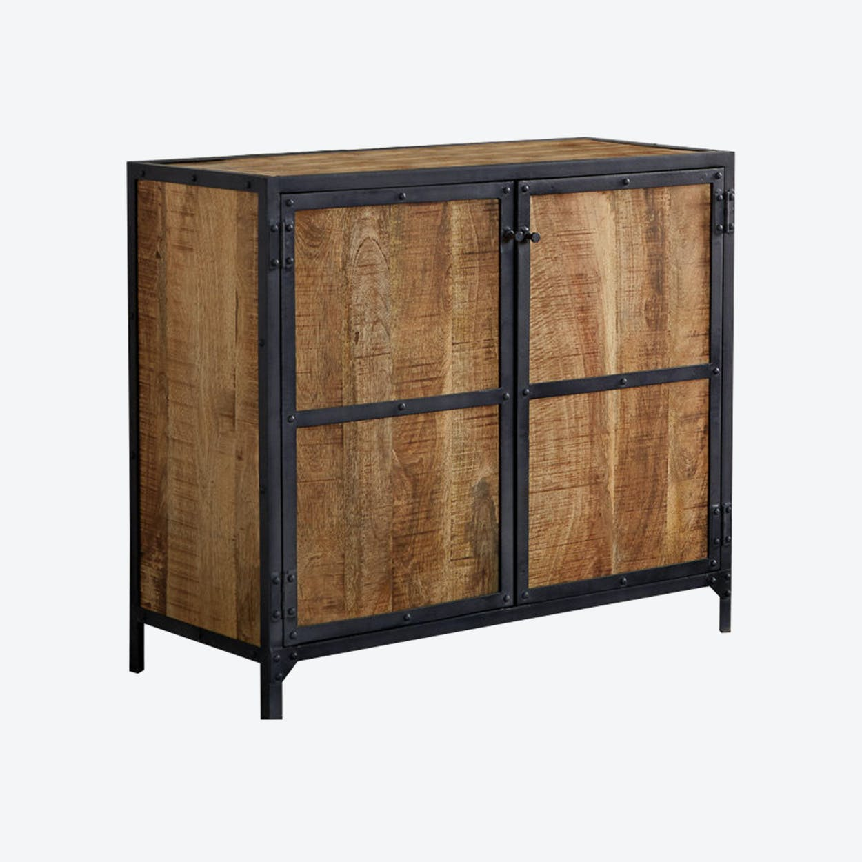 Reclaimed Wood Small Sideboard