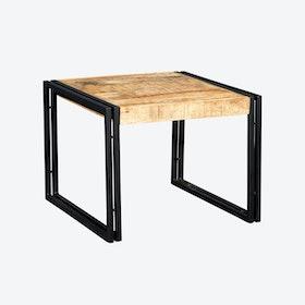 Mango Wood Small Coffee Table