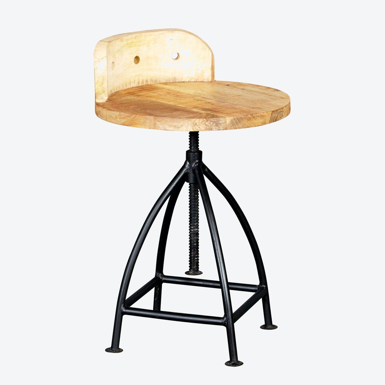 Mango Wood Wooden Chair