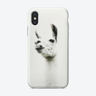 Llama I iPhone Case