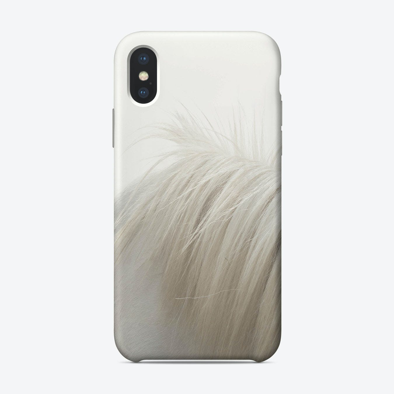 Horse Mane iPhone Case