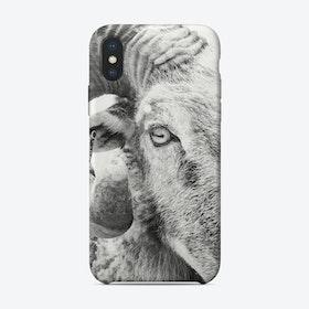 R.A.M. II iPhone Case