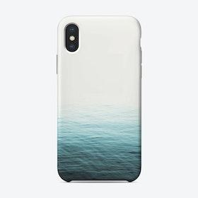 Vast Blue Ocean iPhone Case