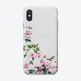 Pink Blossum iPhone Case