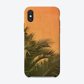 Palm II  iPhone Case