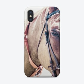 Horse III iPhone Case