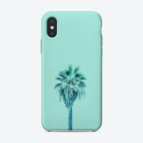 Green Sabal Palmetto iPhone Case