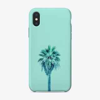 Green Sabal Palmetto iPhone Case