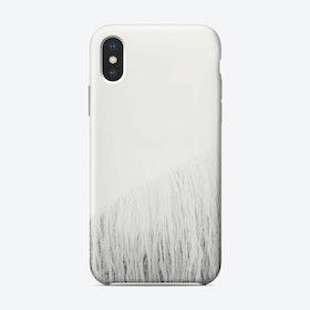 White Horse I iPhone Case