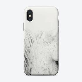 White Horse II iPhone Case
