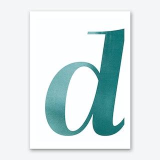 Mint d Art Print