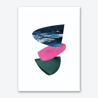 Mystic Mood Art Print