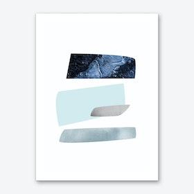 The Blues No.2 Art Print