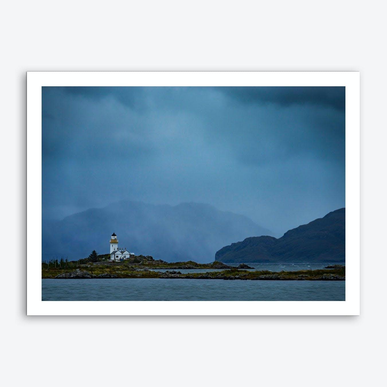 Isleornsay Lighthouse Art Print