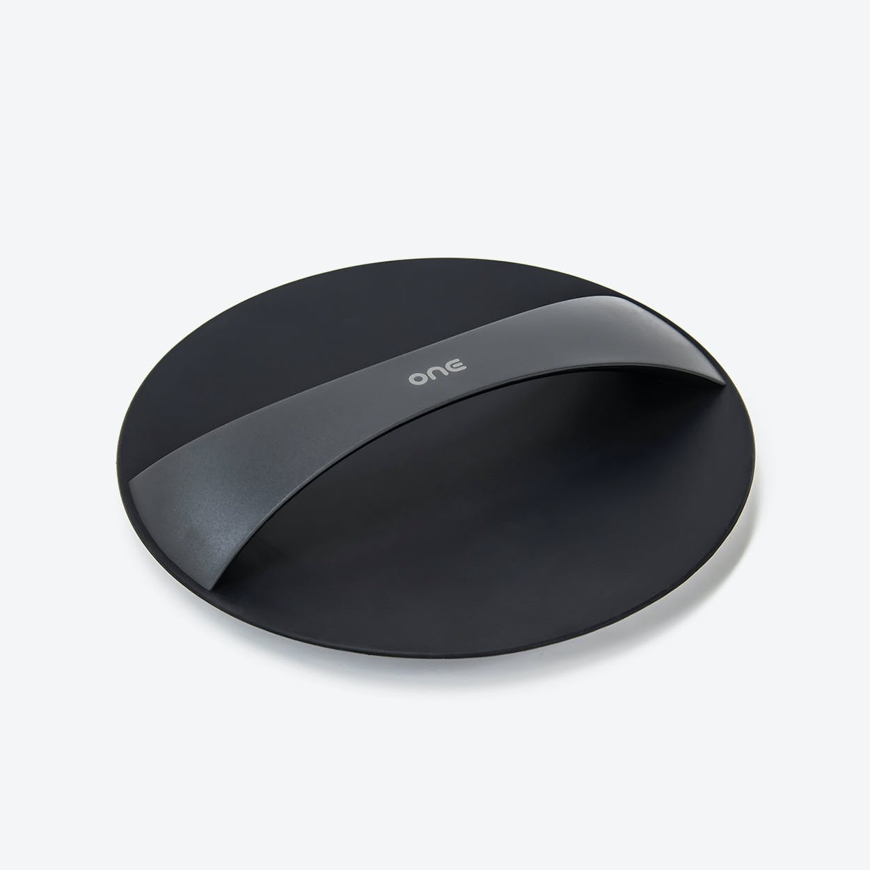 OneLid Solid Silicone - Ø23 cm Black
