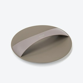 OneLid Solid Silicone - Ø23 cm Dark Grey
