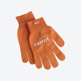 Carrot Gloves - Blister Pack  (2 Pairs)