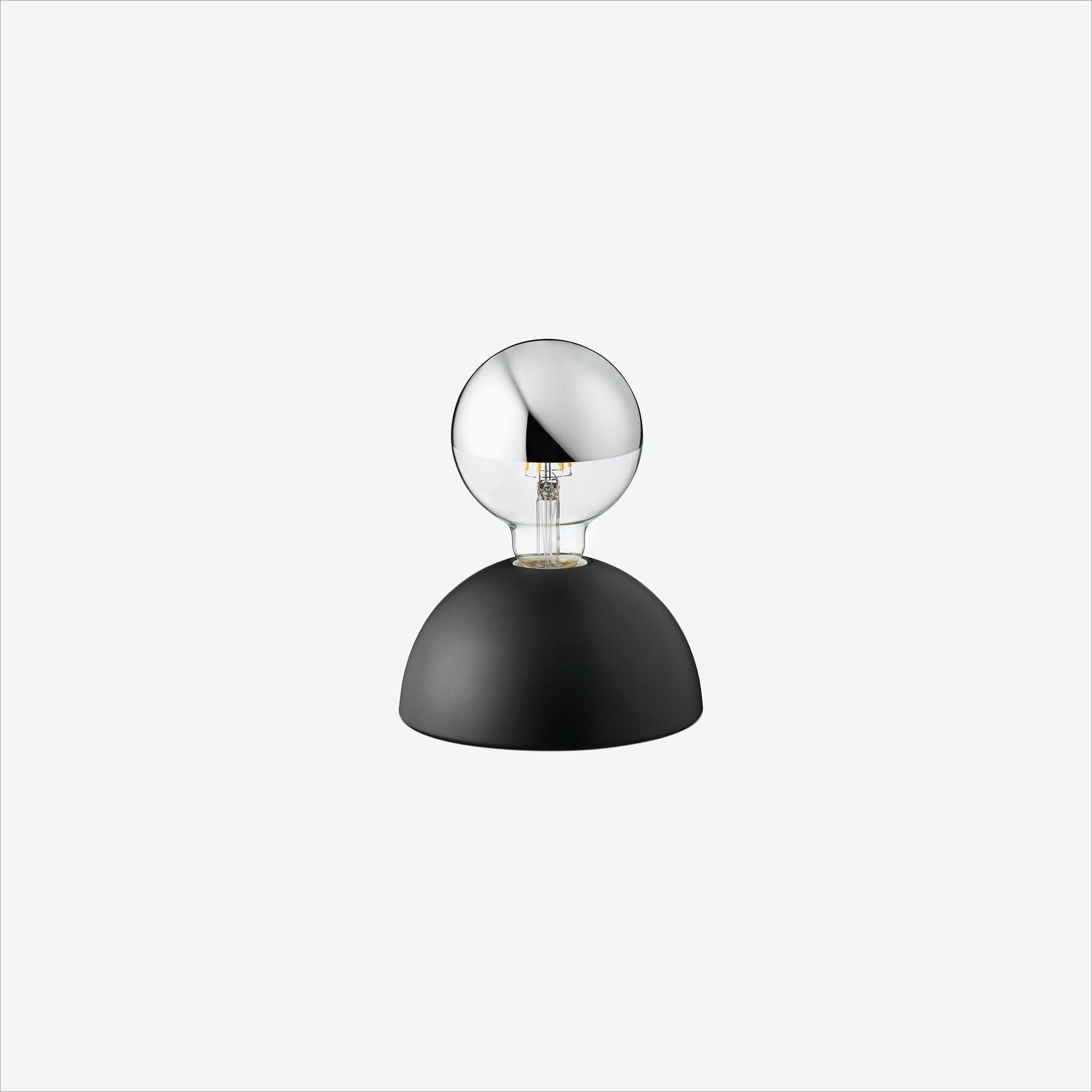 Pat Table Lamp in Black