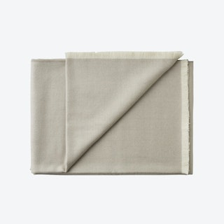 Trujillo Premium Baby Alpaca Throw in Grey