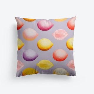 Lemons Cushion