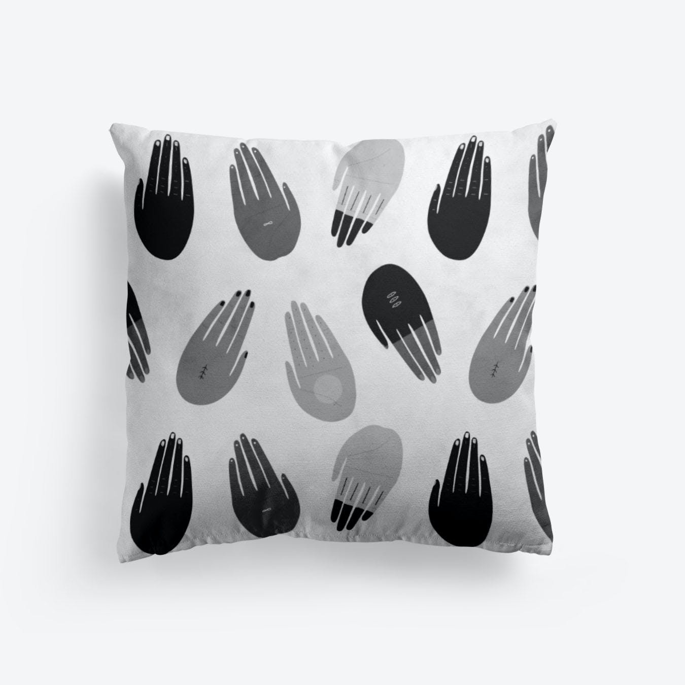 High 5 Cushion