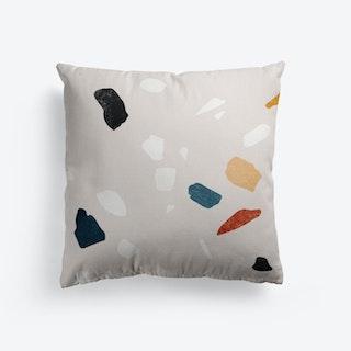 Painted Terrazzo 4 Cushion