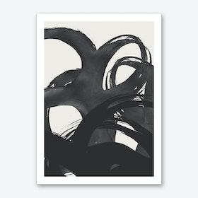 Deep Art Print