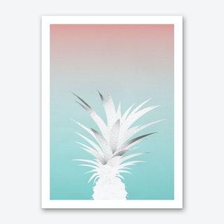 Ananas Comosus Art Print