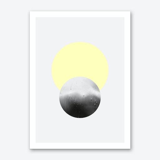 Sun+Moon Art Print