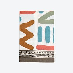 Nazca Tablecloth