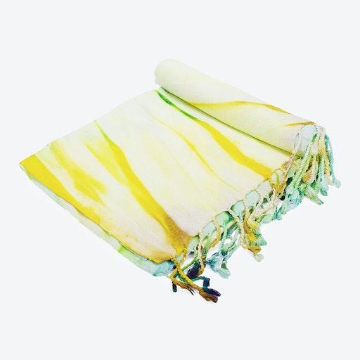 Hippie Love Beach Towel in Multi-Color