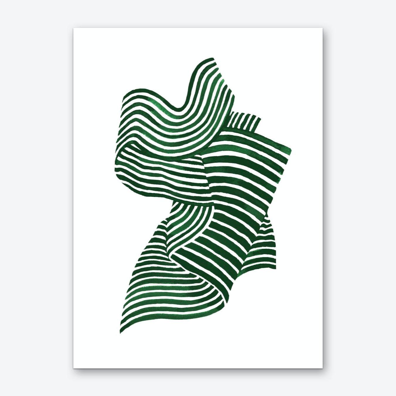 Fabric Art Print