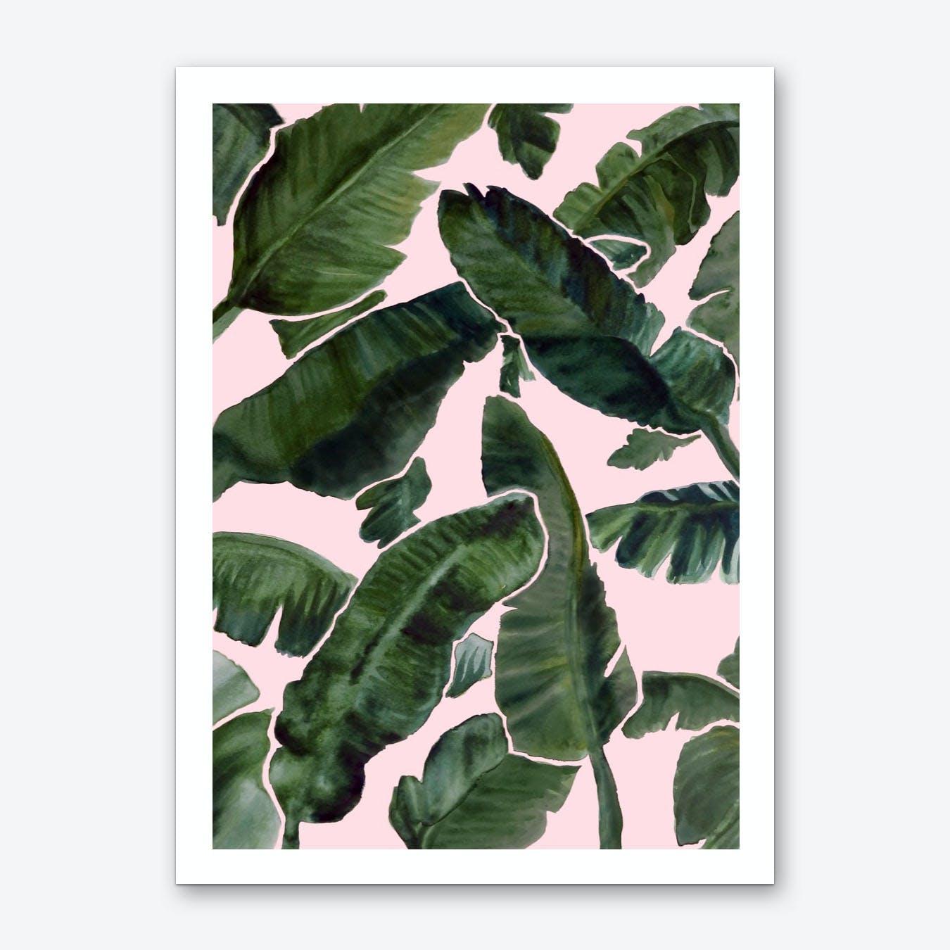 Palms Art Print