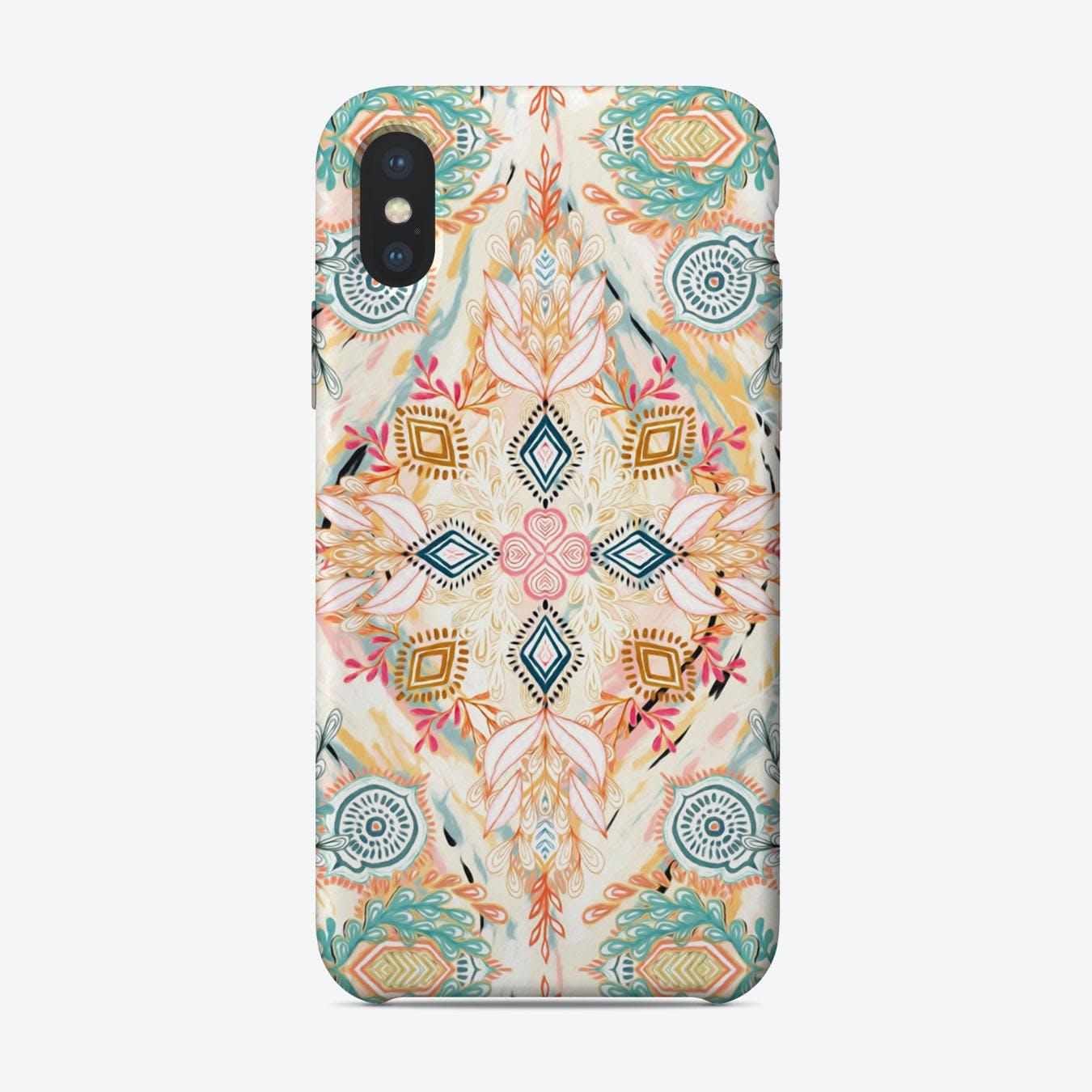 Wonderland in Spring  iPhone Case
