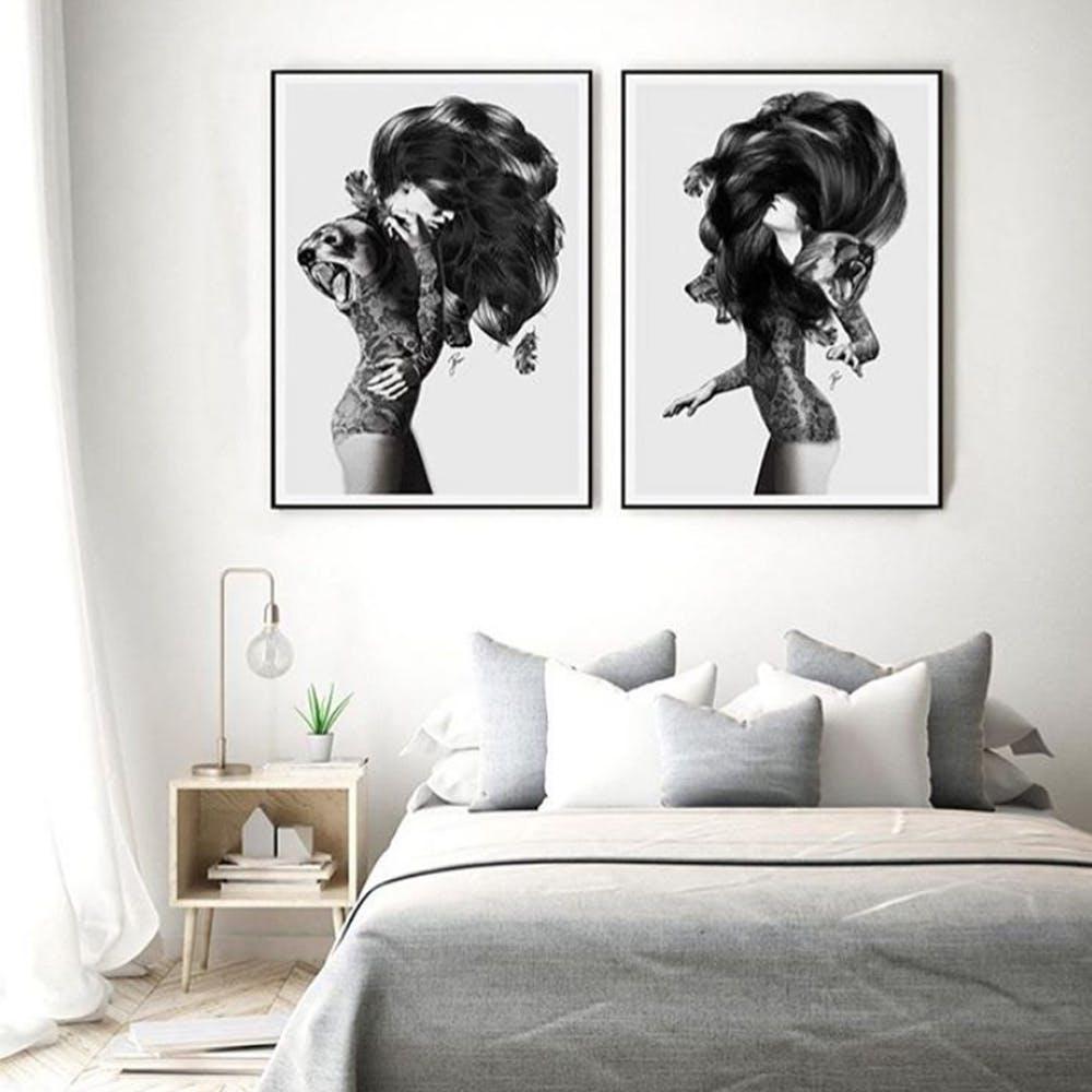 Bear 2 Art Print