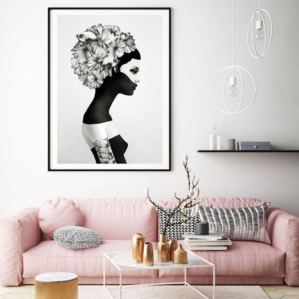 Marianna Art Print