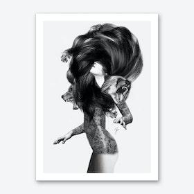 Bear 3 Art Print