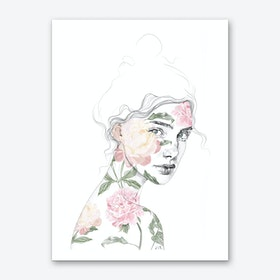 Botanical#1 Art Print