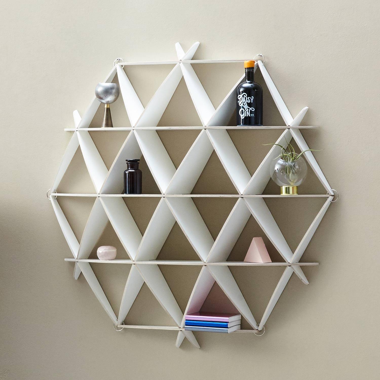 cheap for discount 53787 d245b Mini Bookshelf Comb in White
