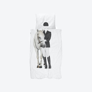 Amazone Duvet Cover & Pillowcase Set