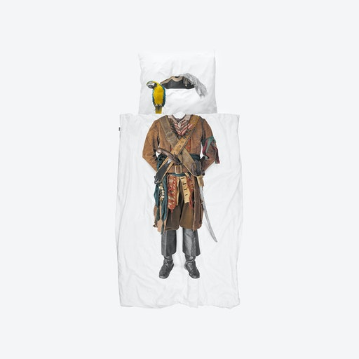 Pirate Duvet Cover & Pillowcase Set