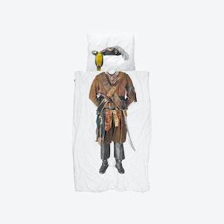 Pirate Duvet Cover & Pillowcase Set