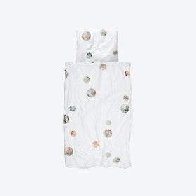 Pom Pom Duvet Cover & Pillowcase Set