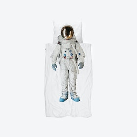 Astronaut Duvet Cover & Pillowcase Set